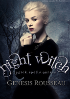 Mock Poster - Night Witch by Featherlyblow