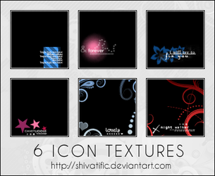 Icon Texture Set 1 by Shivatific