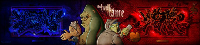 The Hall of Fame by Nerkin