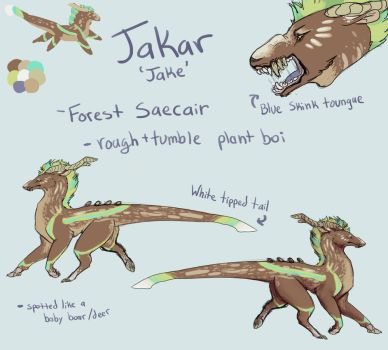 Jakar, Saecair  MYO submission by Mayzie11