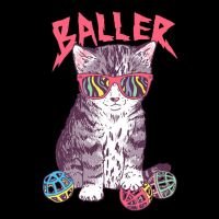 Baller by HillaryWhiteRabbit