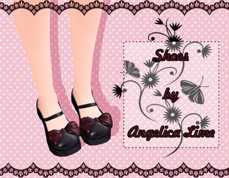 Shoes by Angelica-Lime