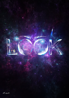Look by krazy-art