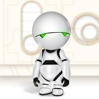 Marvin The Robot by Retoucher07030