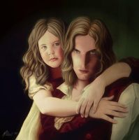 Anne Rice Tribute by MayYeo