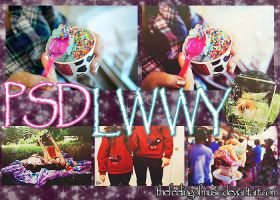 PSD LWWY by TheFeelingOfMusic