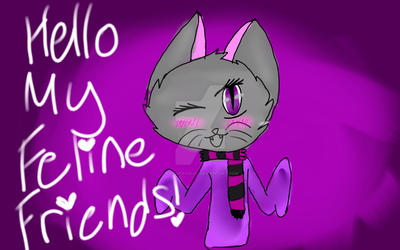 Endergirl1212 Fan art ^_^ by XxFluffxXlol