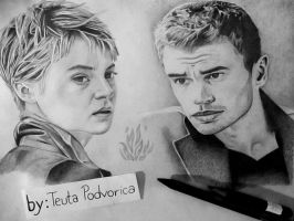 Tris and Four by Teuta313