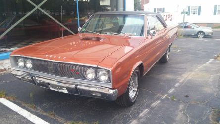 1967 Dodge Coronet Road/Track by FanaticTVzombie