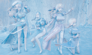 Holy Party Wipe (See Link And Question In Desc) by Sofia-MMD