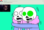 Ask ttoba Sans or Reflection #8 by cjc728