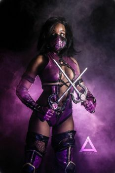 Smokey Mileena mk9 by LyonegraCostuming