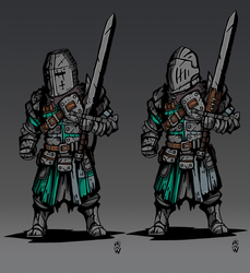 Wardens - For Honor by Wolfdog-ArtCorner