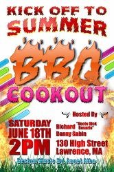 BBQ Flyer by angelralba