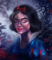 Snow White by SandraWinther