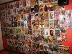 Black History Month Comics Book Wall 2015 by skyvolt2000