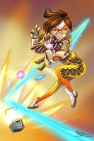 tracer chib by tiocleiton