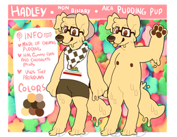 REF COMMISSION - HADLEY by californiacoyote
