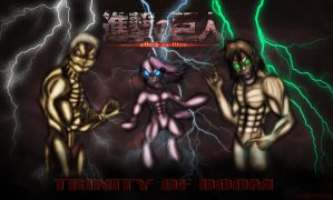 Trinity of Doom  by sixpathsoffriendship