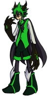 Viridis has some shiny new hands by MonochromeGoggles
