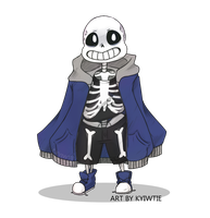 Oversized Sans by KyiwtieArt