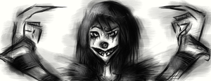 Laughing Jack by BlackMachinima