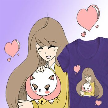 My Entry to Bee and Puppycat Designing Contest by MidnightGlade94