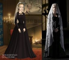 Jane Seymour the Ghost Queen by LadyAquanine73551