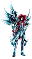 Saint Seiya God Hades Original Color by hadesama01