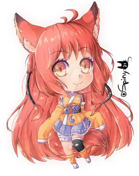 chibi CM by Spiny21Works