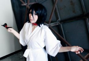 Rukia Kuchiki Prisoner Cosplay - Bleach by SailorMappy