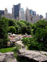 Central Park by atomicSN0WBALL