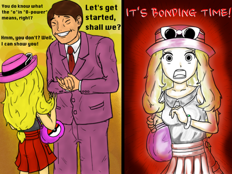 It's BONING time! (Alternate) by Echidneys
