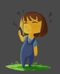 Hello? by Lunaoverthecow