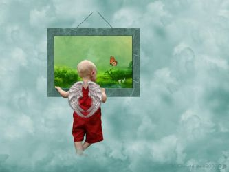 .:Two Worlds:. by Paigesmum