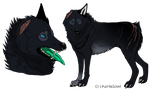 Alaric Transparent by KahlaWolf