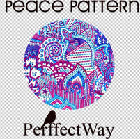 Peace Pattern by PerffectWay
