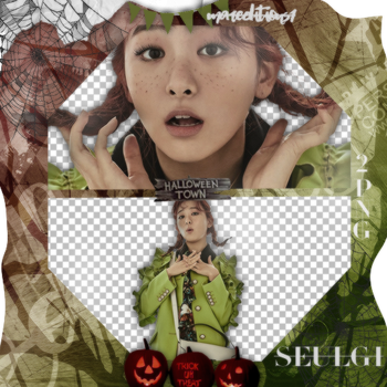 #PACK PNG# Seulgi. by MarEditions1