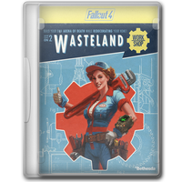 Fallout 4 - Wasteland Workshop by filipelocco
