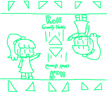 Roll Gravity Holds by Kapus49