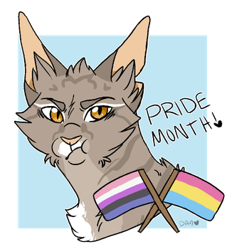 Pride Month !! by nightrelic