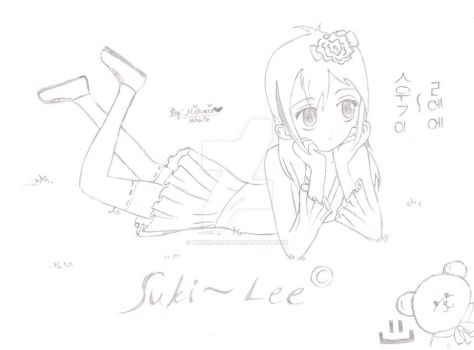 Suki Lee :D by mikxie-chan
