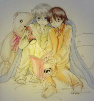 Bedtime Story by Junjou-Romantica