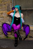 Morrigan 12 by IchigeiCosplay