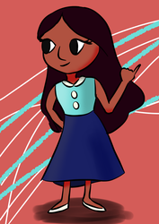Connie in my style by enderkiller81