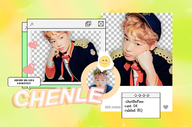 Chenle | NCT DREAM | PACK PNG by KoreanGallery