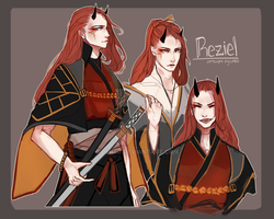 Reziel by Linixu