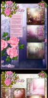 Wild Roses by cosmosue