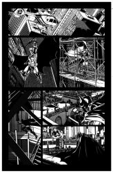 Batman: Arkham Origins Week 6 Page 106 by druje