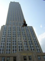 Empire State Building by n0fear88